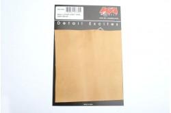 KA Models Real Leather (Very Thin) – DARK BEIGE - KM-40003
