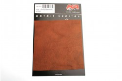 KA Models Real Leather (Very Thin) – BROWN - KM-40004