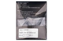 KA Models Rivet Set B (50pcs)