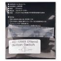 KA Models Button Switch (20pcs)