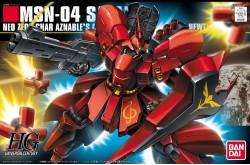 "1/144 88 Sazabi ""Char's Counterattack"" HG - 154499"
