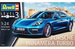 1/24 Porsche Panamera Turbo - 80-7034