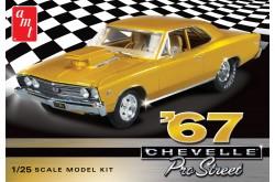 1/25 1967 Chevy Chevelle Pro Street - 876