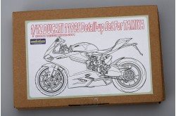 1/12 Ducati 1199 Panigale S Detail-up Set - HD02-0291