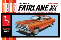 1/25 1966 Ford Fairlane GT/GTA - 1091