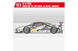 1/24 Proportion Kit Ferrari 488 GTE Ver. D - K646