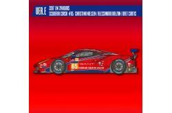 1/24 Proportion Kit Ferrari 488 GTE Ver. E - K647