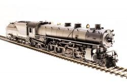 HO Gauge UP MT Class 4-8-2, No.7020