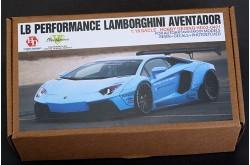 1/18 LB Performance Lamborghini Aventador - HD03-0401