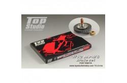 Top Studio 1/12 MP4/6 Brake Set - TD23154
