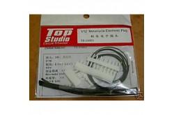 Top Studio 1/12 MotoGP Electronic Plugs - TD23003