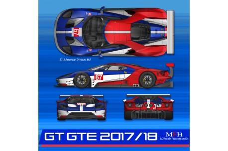Proportion Kit Ford Gt Gte K