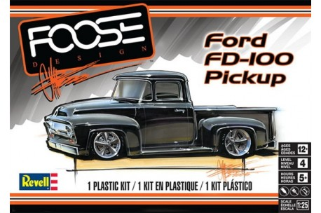 1/25 Foose Ford FD-100 Pickup - 85-4426