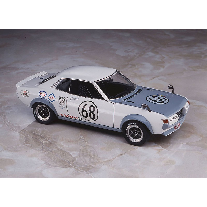 """Toyota Celica Coupe 1600 Gt: Hasegawa Toyota Celica 1600GT """"Racing Version"""""""
