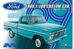 1/25 1969 Ford F-100 Custom Cab - 1227