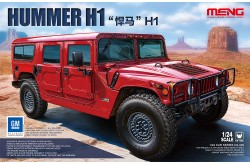 1/24 Hummer H1 - CS-002