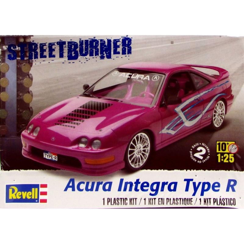 Revell Acura Integra Type R - 1/25