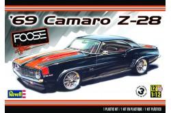 1/12 Foose '69 Camaro Z/28 - 85-2811
