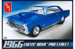 1/25 1966 Chevy Nova Pro Street - AMT636
