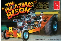 1/25 Blazing Bison Puller Tractor - AMT1006