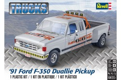1/24 '91 Ford F-350 Duallie Pickup - 85-4376