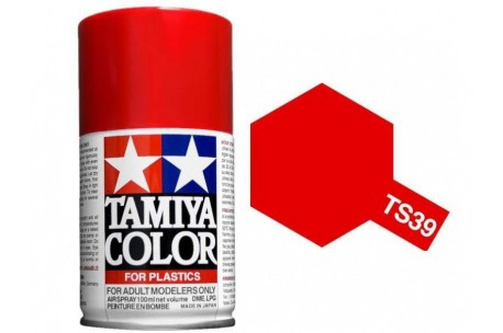 Tamiya 100ml TS-39 Mica Red - 85039