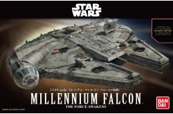 Star Wars 1/144 Millennium Falcon (The Force Awakens ) - 202288