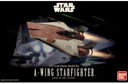 Star Wars 1/72 A-Wing Starfighter - 206320