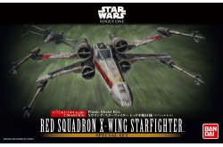 Star Wars 1/72 RED SQUADRON X-WING STARFIGHTER (ROGUE ONE) - 210522