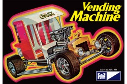 1/25 Coca-Cola Vending Machine Show Rod