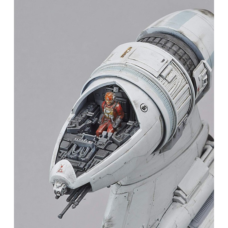 Bandai Star Wars SDCC 2018 1/72 B-Wing Starfighter - Limited Edition