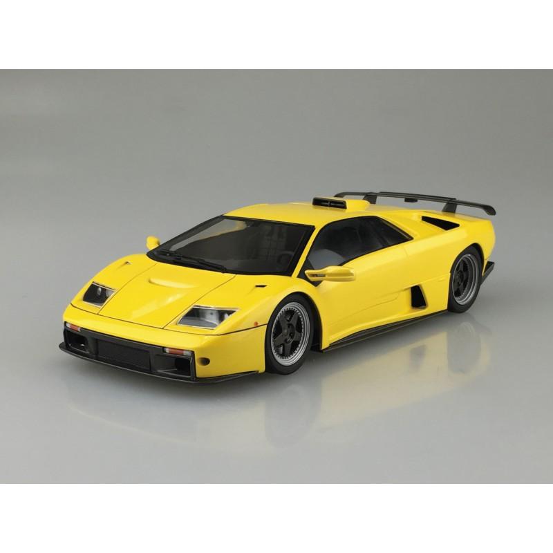 AMT 1/24 Lamborghini Diablo GT Model Kit
