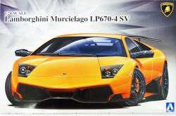 1/24 Lamborghini Murcielago LP670-4 SV - 07068