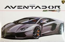 1/24  Lamborghini Aventador LP700-4 - 01424