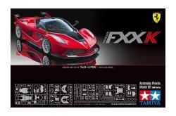 1/24  Ferrari FXX K - 24343