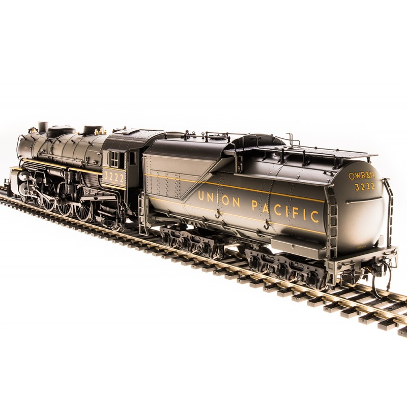 Broadway-Limited Light Pacific 4-6-2, UP No 3219 - HO Scale