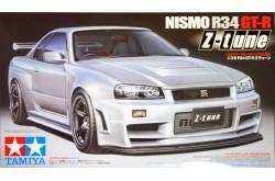 1/24 NISMO R34 GT-R Z-tune - 24282
