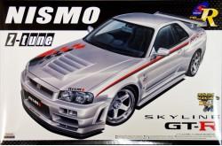 1/24 Nissan Skyline GT-R (R34) NISMO Z-tune - 43509