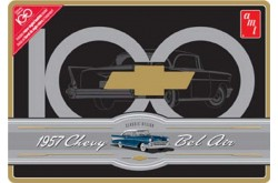 1/25 1957  Chevy Bel Air Limited Edition Tin - AMT740