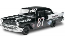 1/25 '57 Chevy Black WIdow 2 'n 1 - 85-4441