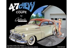 1/25 1947 Chevrolet Fleetmaster Coupe Car - 13012