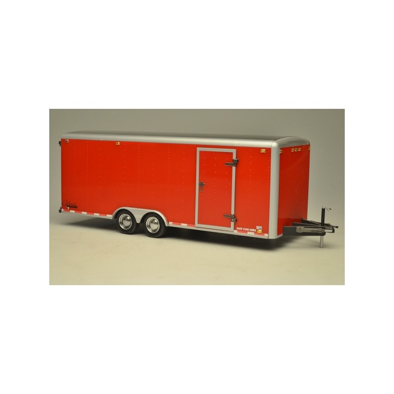 GALAXIE LIMITED 1//24-1//25 21-FT TANDEM TWO-AXLE TAG-ALONG TRAILER21