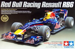 1/20 Red Bull Racing F1 Renault RB6 w/ PE Parts - 20067