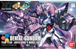 "1/144 Denial Gundam ""Gundam Build Fighters"" HG - 196708"