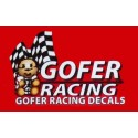 Gofer Racing Decals